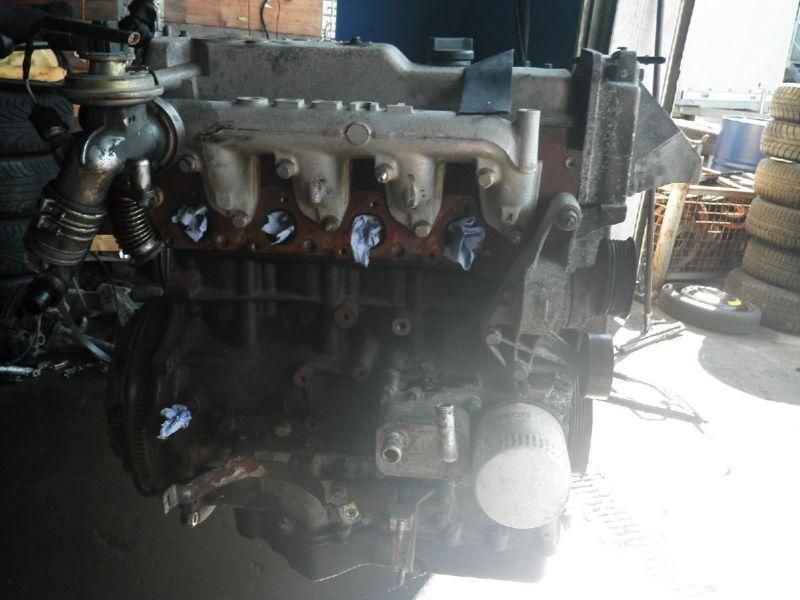 Motor ohne Anbauteile (Diesel) FORD Fiesta IV (JA, JB)  1.8 DI