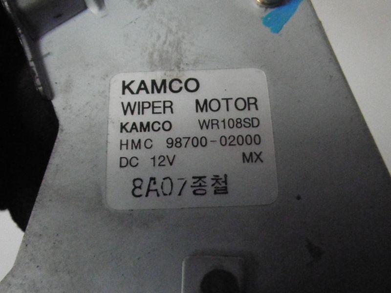 Wischermotor hinten HYUNDAI Atos (MX)  1.0