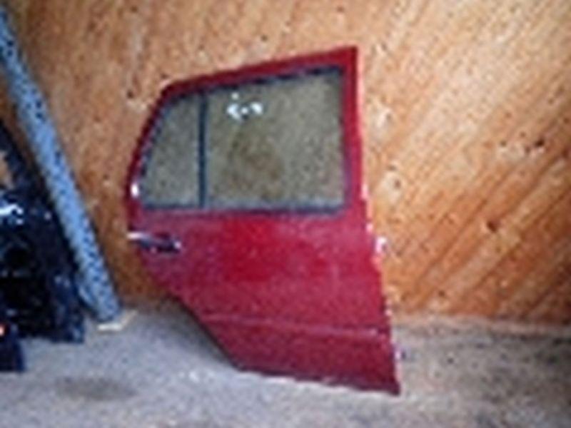 Tür rechts hinten VW Vento (1H)  1.6