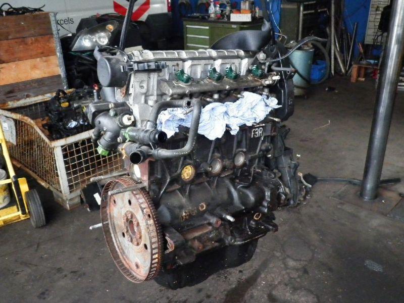 Motor ohne Anbauteile (Benzin) RENAULT MEGANE I (BA)  2.0 8V