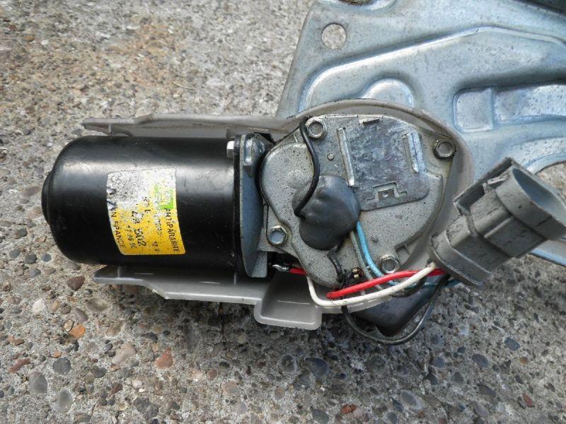 Wischermotor vorne RENAULT Megane I (BA)  2.0 8V