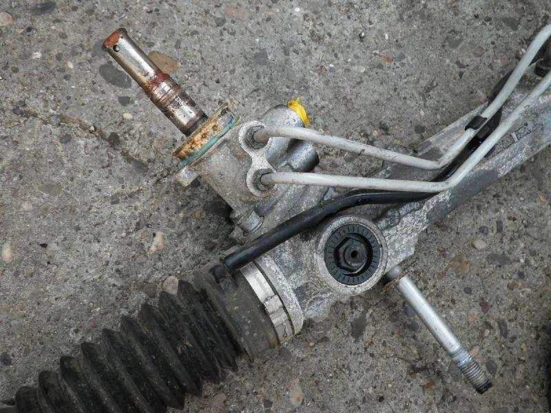 Lenkgetriebe PEUGEOT 206 Schrägheck  1.6