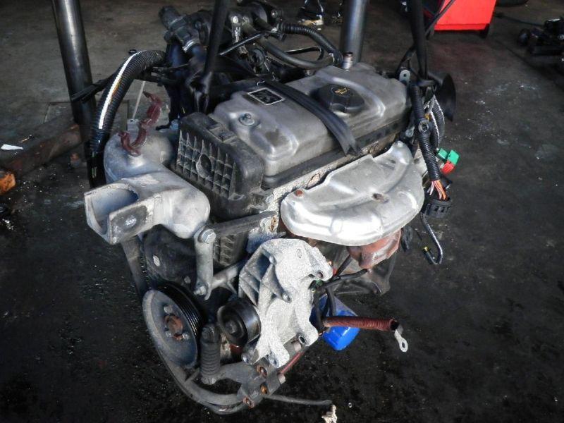 Motor ohne Anbauteile (Benzin) PEUGEOT 206 Schrägheck  1.6