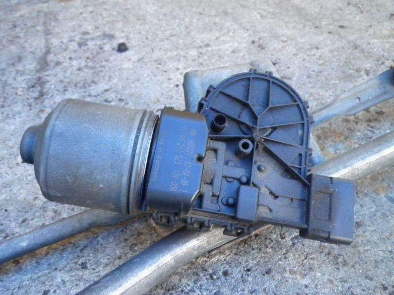 Wischermotor vorne PEUGEOT 206 CC  1.6