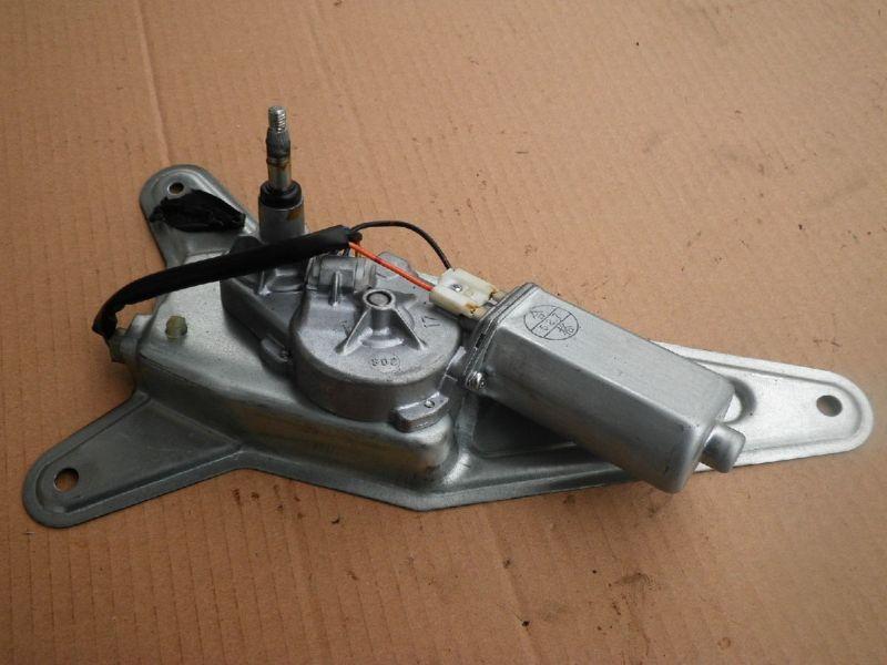 Wischermotor hinten SUZUKI Grand Vitara (FT, GT, HT)  2.0 TD 4x4