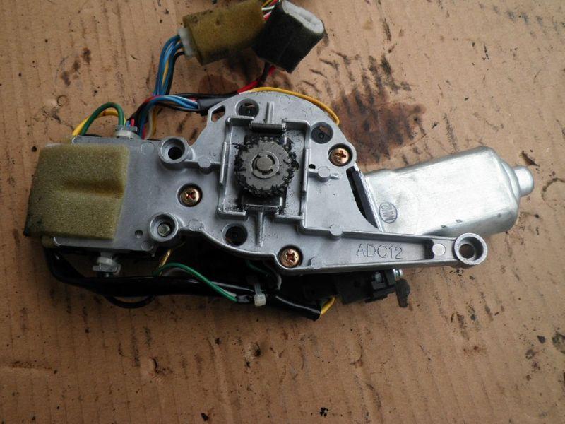 Motor Schiebedach SUZUKI Grand Vitara (FT, GT, HT)  2.0 TD 4x4