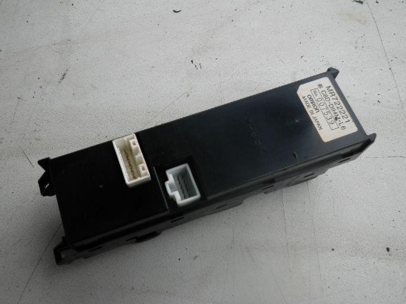 Schalter für Fensterheber MITSUBISHI Galant V (E 50)  1.8