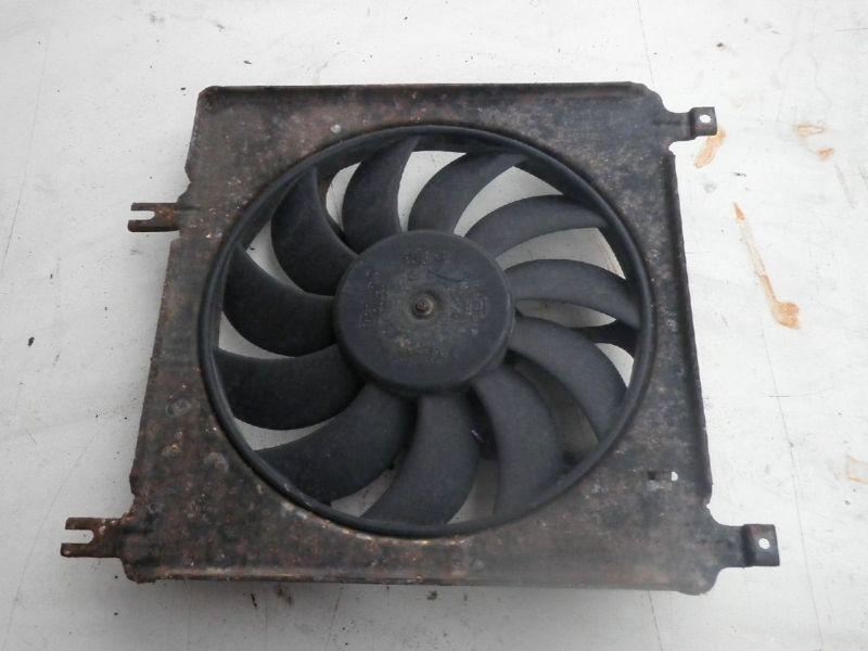 Elektrolüfter SUZUKI Wagon R+ (MM)  1.3