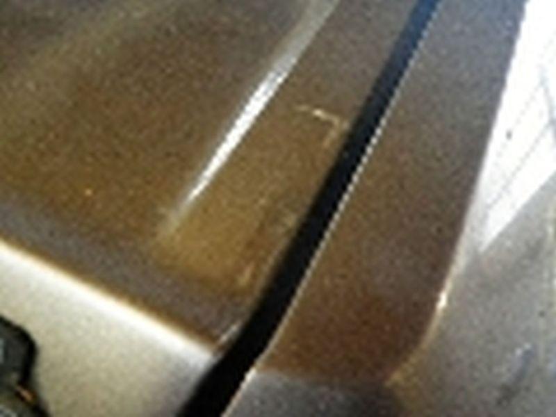 Heckklappe mit HeckscheibeVW PASSAT (32B)  1.6