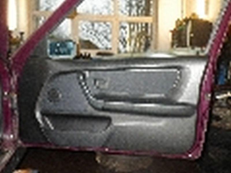Tür vorne rechts 3-Türer BMW 3ER COMPACT (E36)  316I