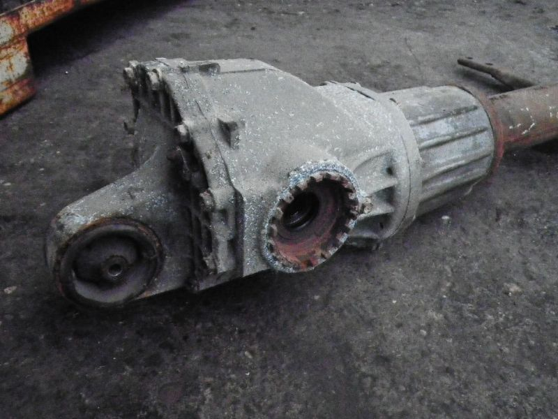 Hinterachsgetriebe SUBARU Justy II (JMA, MS)  1.3 4WD
