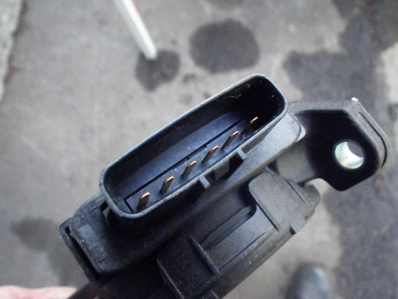 Sensor für Gaspedalstellung GaspedalSUZUKI ALTO V (GF)  1.0