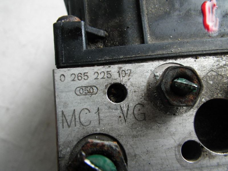 Bremsaggregat ABS RENAULT Scenic I (JA)  1.6
