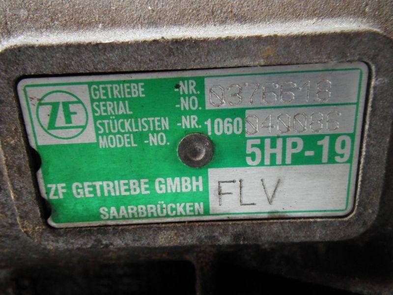 Automatikgetriebe AUDI A6 Avant (4B, C5)  3.0 QUATTRO