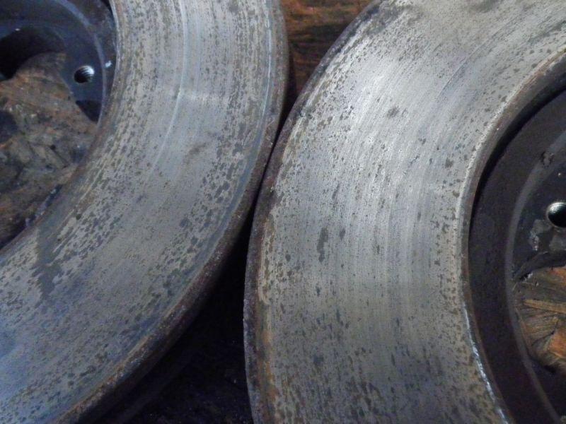 Bremsscheibe FORD Transit Kasten (F**6)  2.2 Diesel