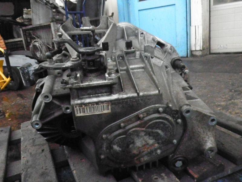 Schaltgetriebe MERCEDES-BENZ A-Klasse (W168)  A 140