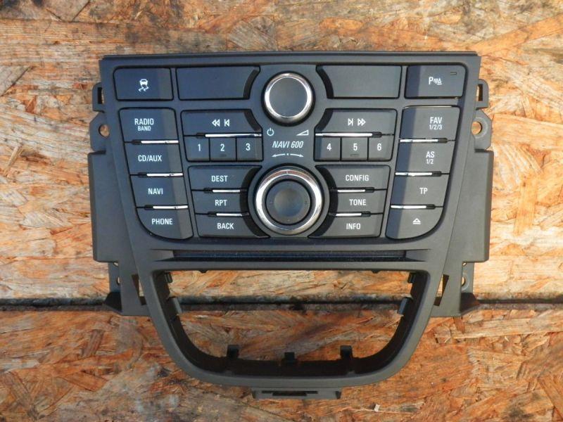 Radio/Navigationssystem-Kombination Bedienschalter ...