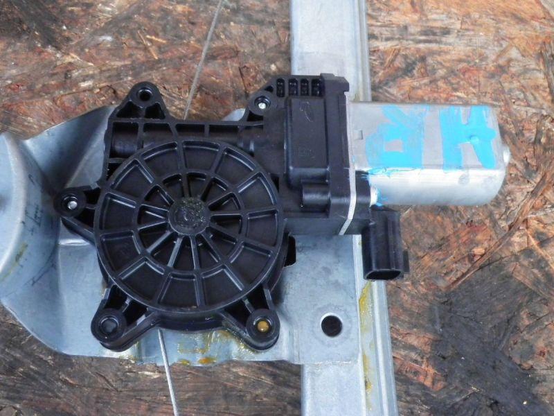 Motor Fensterheber rechts hinten RENAULT Captur  1.5 dCi 90