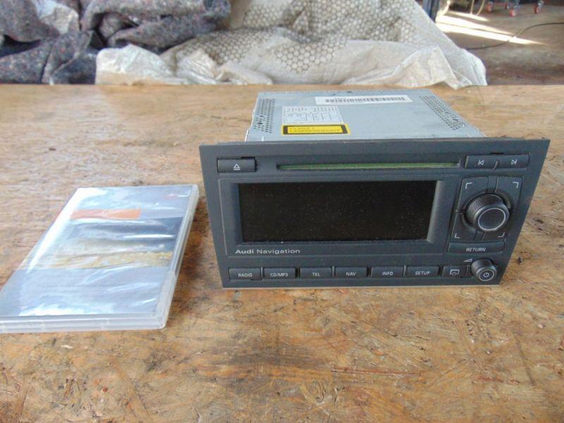 Radio/Navigationssystem-Kombination CD-Radio Navi AutoradioAUDI A4 AVANT (8ED, B7) 2.0 TDI QUATTRO