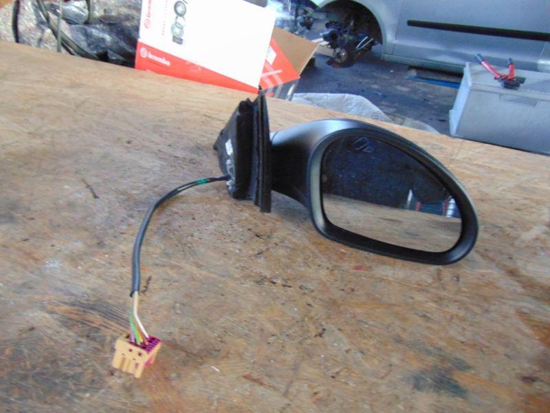 Außenspiegel rechts elektrisch 5-PinsSEAT IBIZA IV (6L1) 1.9 TDI