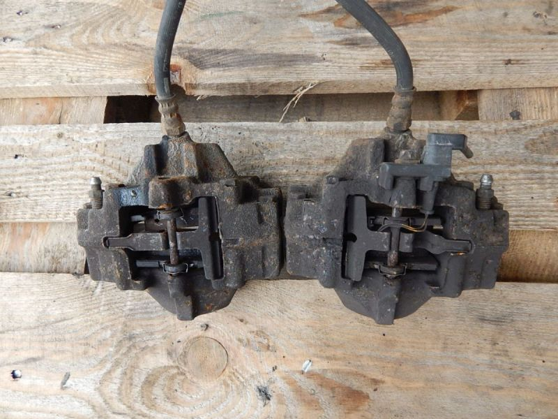 Bremssättel Satz hinten Bremssattel links und rechtsMERCEDES-BENZ C-KLASSE T-MODEL (S203) C 270 CDI