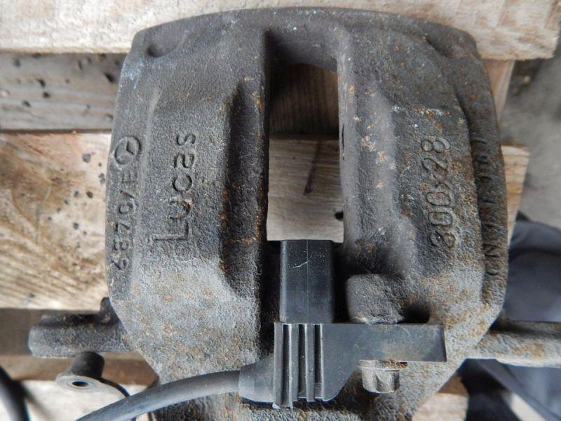 Bremssättel Satz vorne Bremssattel links und rechtsMERCEDES-BENZ C-KLASSE T-MODEL (S203) C 270 CDI