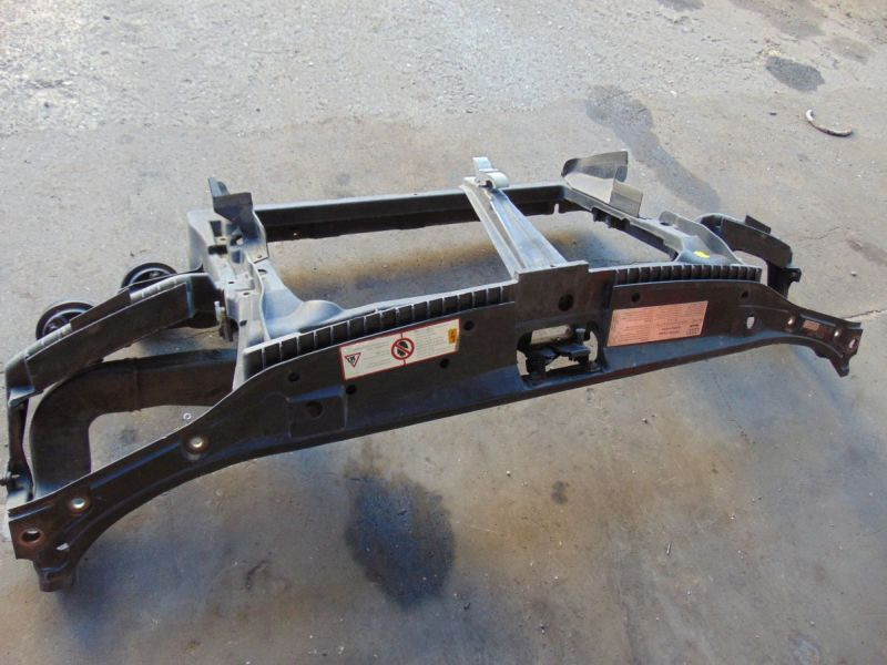 Schlossträger Frontmaske LampenträgerAUDI A3 (8L1) 1.9 TDI