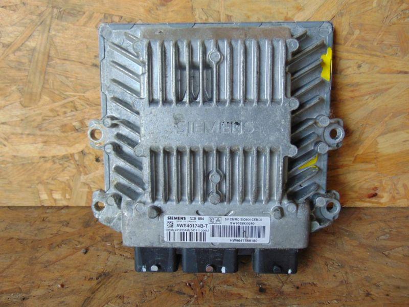 Steuergerät Motor ECUCITROEN C2 (JM_) 1.4 HDI