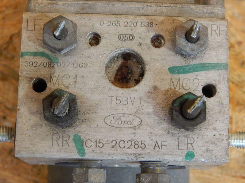 Bremsaggregat ABS HydraulikblockFORD TRANSIT KASTEN (FA_ _) 2.0 DI