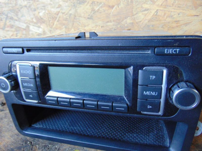 CD-Radio Autoradio MP3VW GOLF V (1K1) 2.0 TDI
