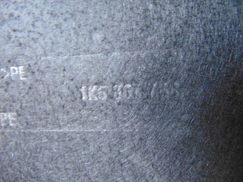 Hutablage KofferraumabdeckungVW GOLF V (1K1) 2.0 TDI