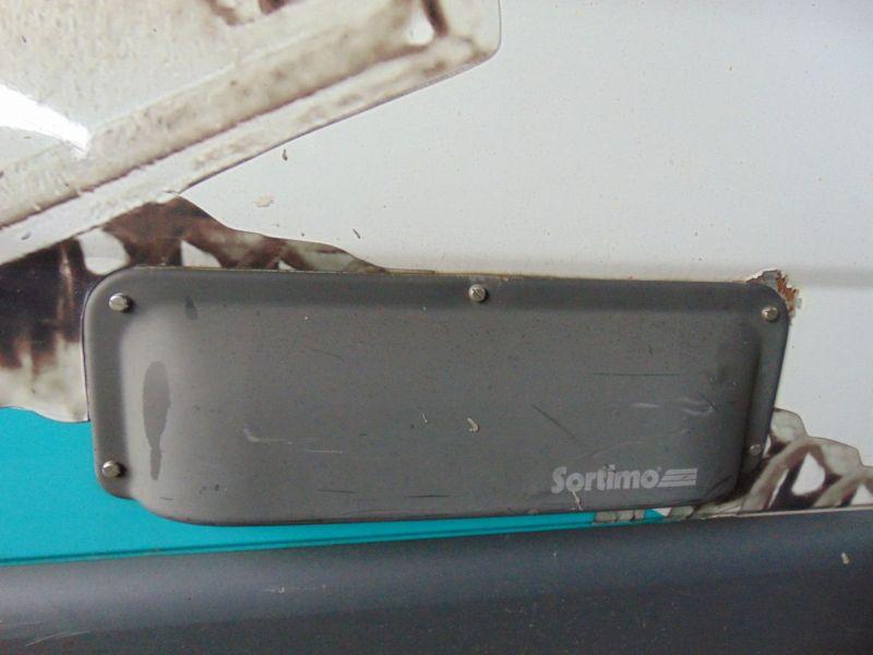 Schiebetür links Fahrerseite   SeitenlüfterOPEL VIVARO KASTEN (F7) 1.9 DTI