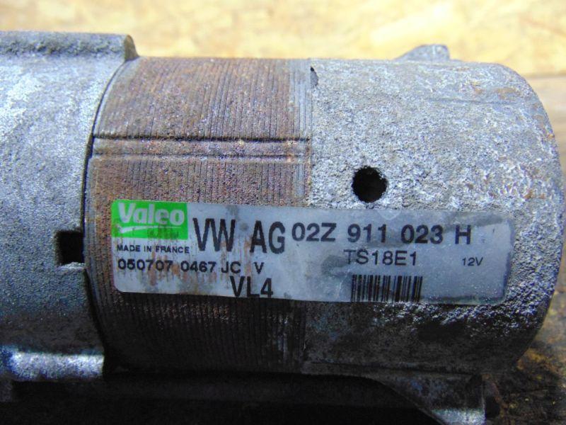 Anlasser StarterVW GOLF V (1K1) 1.9 TDI
