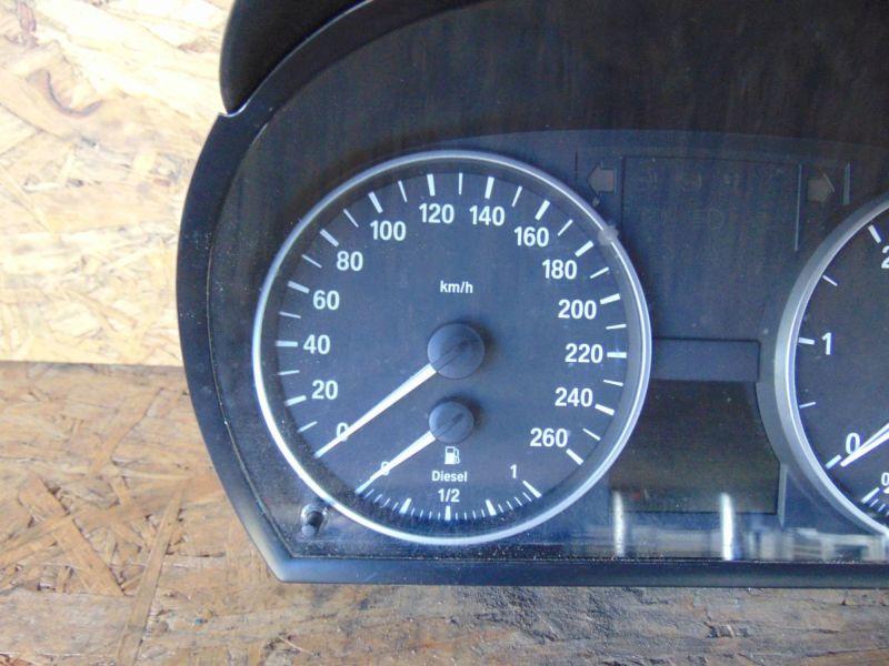 Tachometer KombiinstrumentBMW 3 TOURING (E91) 318D