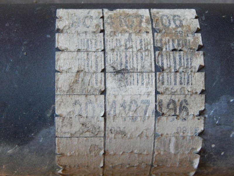 Kardanwelle MERCEDES-BENZ SPRINTER 3-T BUS (903) 313 CDI