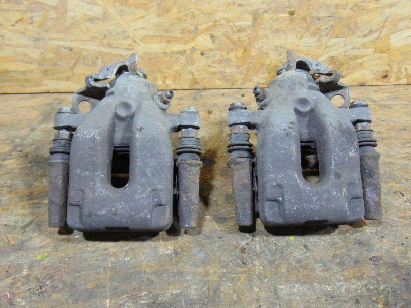 Bremssättel Satz hinten Bremssattel links rechtsPEUGEOT 307 (3A/C) 2.0 HDI 110