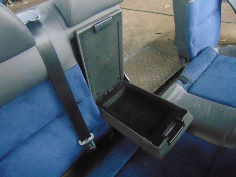 Innenausstattung Sitzgarnitur Leder AlcantaraVW PASSAT (3B3, 3BG) 1.9 TDI