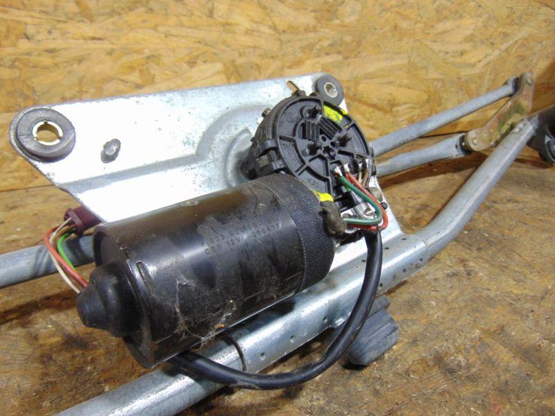 Wischermotor vorne   WischergestängeCITROEN XSARA PICASSO (N68) 1.6 HDI