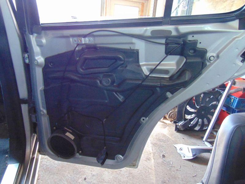Tür rechts hinten EFH 5-Türer   FensterheberMERCEDES-BENZ M-KLASSE (W163) ML 270 CDI