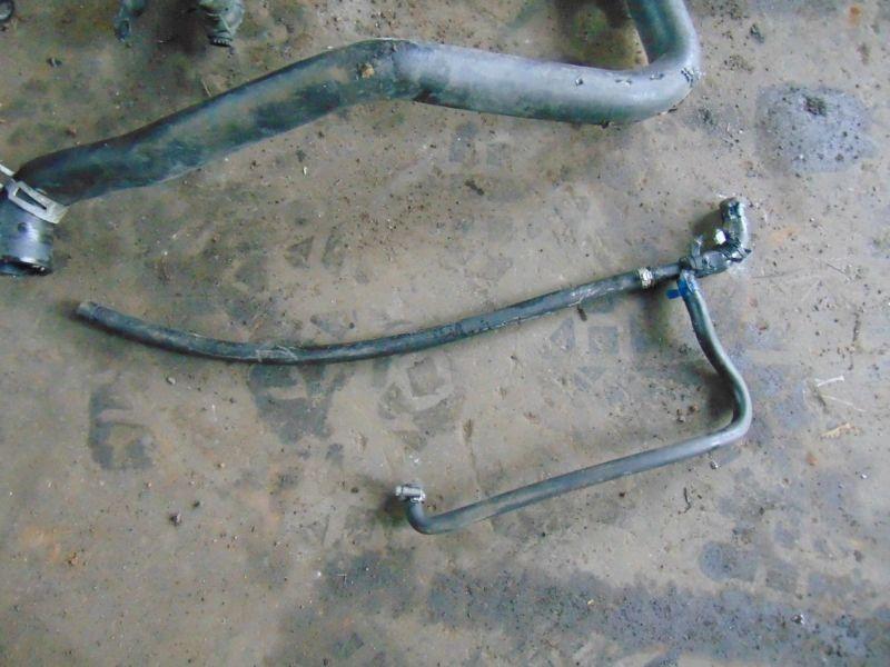 Kühlerschlauch verschiedene Kühlerschläuche   PumpeVW TRANSPORTER IV T4 PRITSCHE 1.9TD