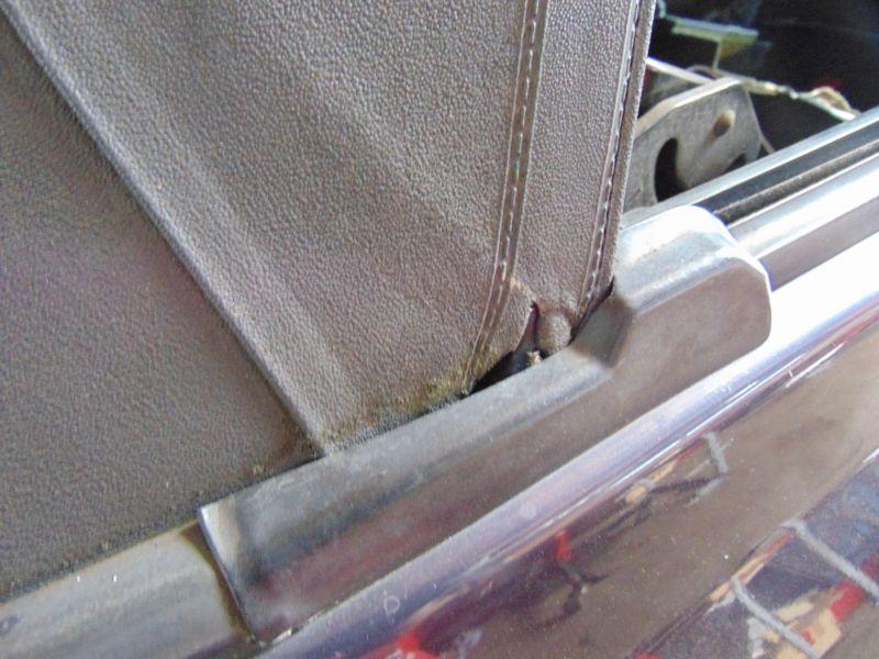 Dach Cabrio Verdeck (beschädigt)VW GOLF III CABRIOLET (1E7) 1.8