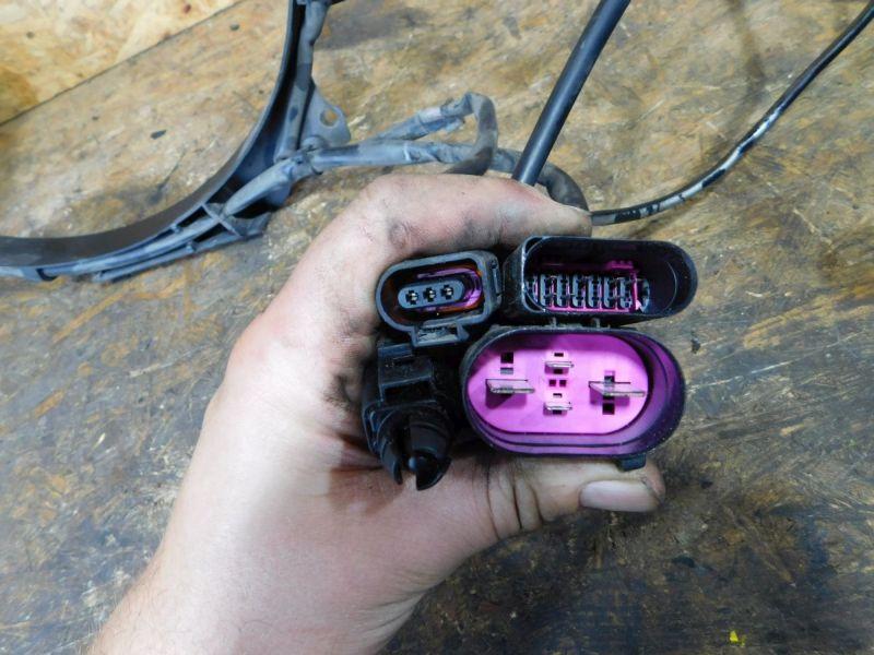 Elektrolüfter Kühlerlüfter LüftermotorAUDI A4 AVANT (8E5, B6) 2.5 TDI