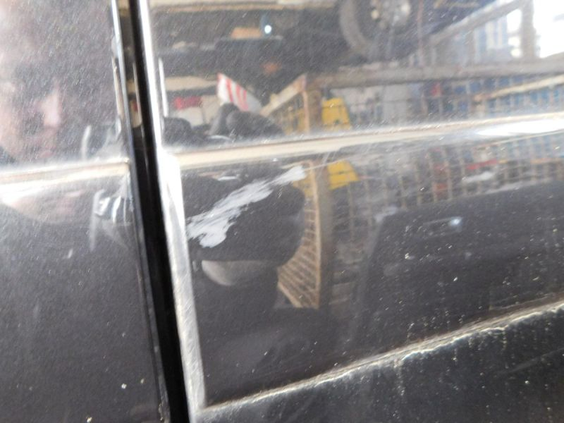 Tür links hinten 5-Türer AUDI A2 (8Z0) 1.6 FSI