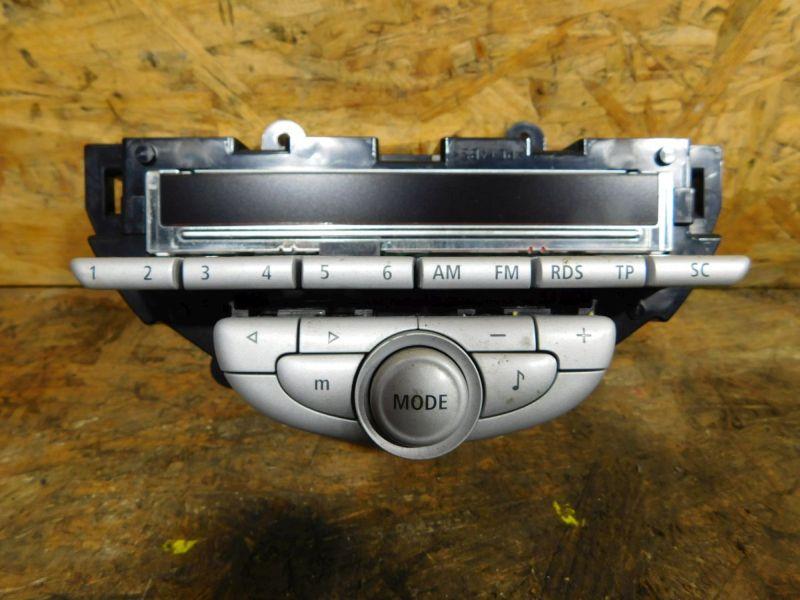 Radio Bedienteil Bedienelement DisplayMINI MINI ONE (R56)