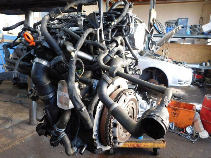 Motor ohne Anbauteile (Diesel) VW GOLF VI (5K1) 1.6 TDI
