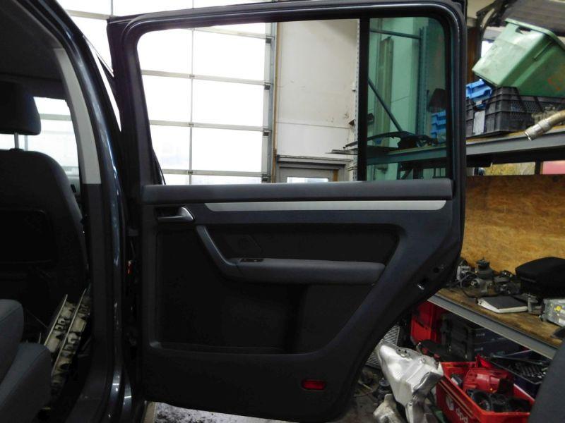 Tür rechts hinten EFH 5-Türer   Fensterheber FaceliftVW TOURAN (1T2) 2.0 TDI