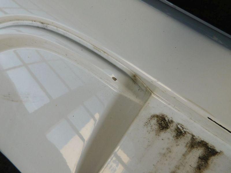 Stoßstange hinten StoßfängerRENAULT TWINGO II (CN0_) 1.2 16V