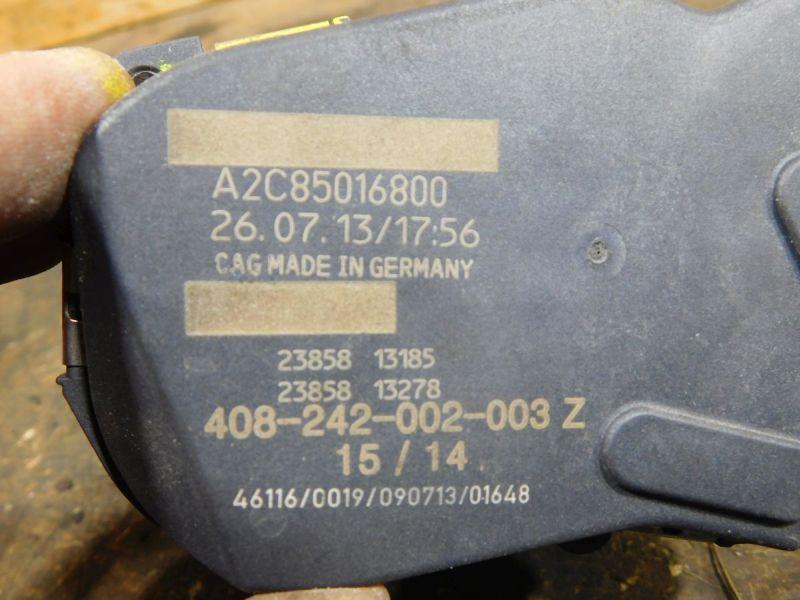 Drosselklappe VW PASSAT VARIANT (3C5) 2.0 FSI