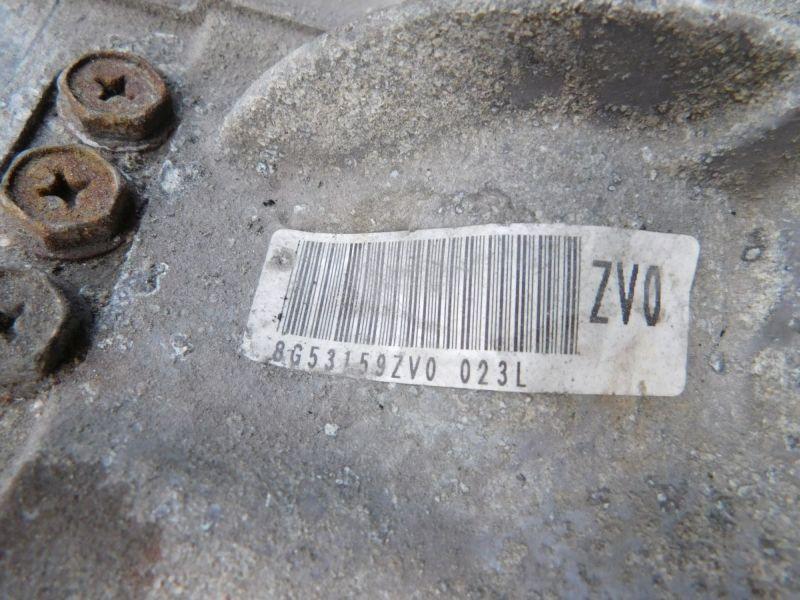 Getriebe (Schaltung) 5 Gang Schaltgetriebe verk. als Def.SUZUKI SPLASH (EX) 1.0