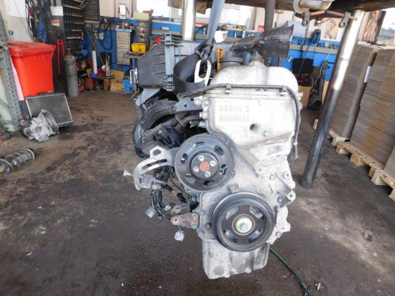 Motor ohne Anbauteile (Benzin) verk. als Def.SUZUKI SPLASH (EX) 1.0